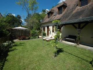 Vine Cottage at La Blanquette near Sarlat