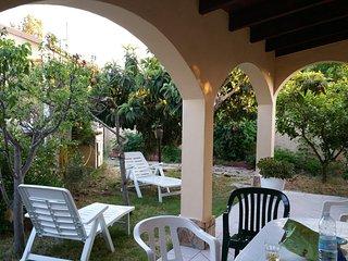 Villetta indipendente in Marina Residence (20 km da Cagliari)
