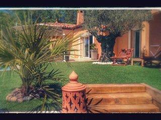 La Chabertine - B&B au coeur des vignes en Provence verte