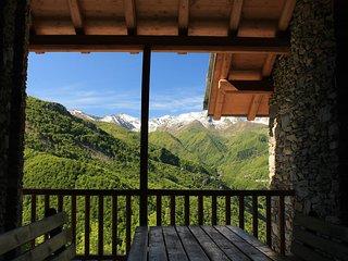 Vacanze in splendidi Chalets Mongioie