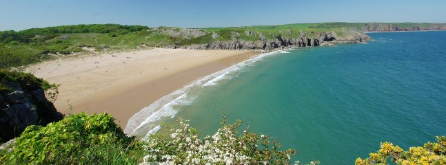 Barafundle Bay - South Pembrokeshire... well worth a visit