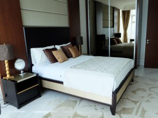 3+1 BR Prestige Dharmawangsa Essence Apartment Suites By Travelio