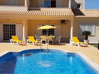 Private Villas Villa Leila 4 bedroom semi detached villa with pool