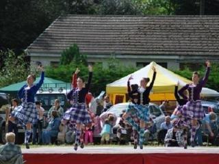 Village Highland Games - última semana de agosto