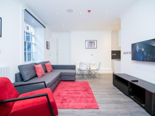 Stunning,Modern & Spacious 2Bedroom Flat near Regents Park & Oxford St