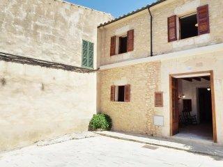 10 Preciosa casa Mallorquina. En Randa.