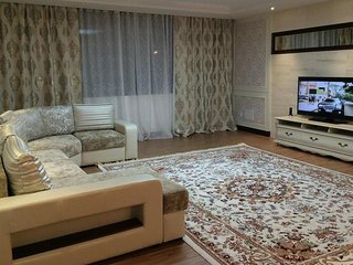 Apartments for Rent in Highvill Astana residential complex