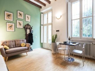 Central Station apartment in Stazione di Milano C…