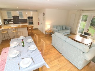 Croyde Holiday Cottages Pebbles Open Plan Living