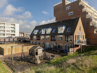 Sea View een luxe appartement met zeezicht aan de duinen van Egmond aan Zee