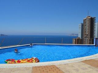 Duplex Luxury in Benidorm on the Levante