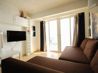 Apartamento en Costa Brava, primera linea de mar
