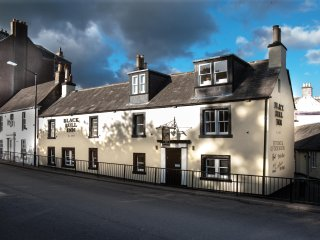 The Black Bull Hotel, Moffat