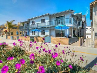 2 Bedroom Oceanfront on the Boardwalk! Sleeps 8! Five units available!