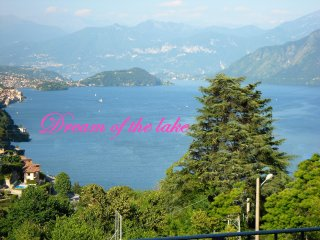Lake Como, Happy Residence 72, private garden, view and pool
