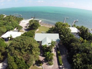 2 Acres on the Atlantic Ocean in Islamorada, Florida
