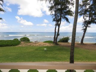 Kauai Kapaa #252 Oceanfront condo Vacation Rental condo by owner - OCEAN !