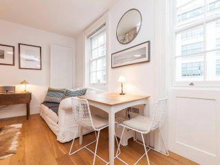 The top-rated apartment in all Camden - near Euston, King's Cross, St Pancras