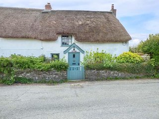 BEE HIVE COTTAGE, thatched, woodburner, pet friendly, Morwenstow, Ref 949650