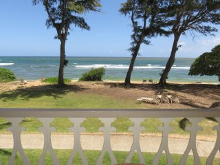 Kauai Kapaa #254 Oceanfront condo Vacation Rental condo by owner Prime location!