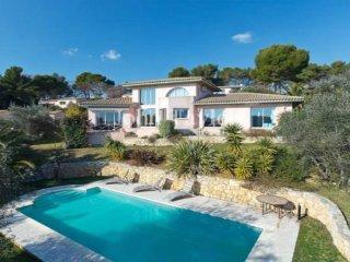 Villa au coeur d'une Oliveraie classée near Cannes
