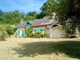 Vakantie huis La Patrie in Flee-Chateau du loir