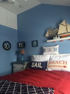 Nautical themed