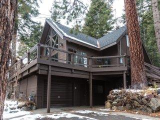 Modern Rustic Luxury Vacation Cabin