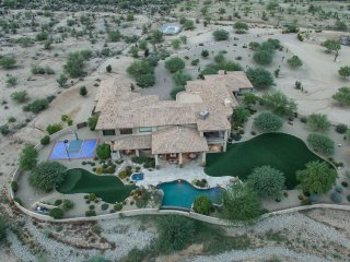 **** 10 ACRES - $5M HOME - 8 BEDROOM MANSION ***