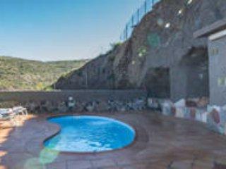 Casa cueva con piscina privada