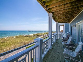 KB Villa C8 -  Oceanfront condo with unobstructed views, Jacuzzi and more