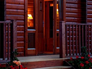 CC101 Log Cabin in Oxford