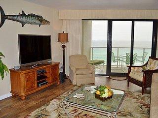 NEW FLOORING! Enjoy the Gulf at your doorstep! Tram to Baytowne, pool, beach!