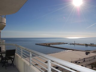 Sunny 2 BR Condo w/ Gulf Views, WiFi, Resort Pool & Fitness Center Access