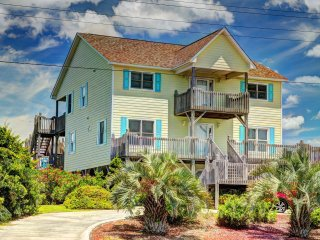 Soundfront and Incredible Sound and Ocean Views, Emerald Isle, NC