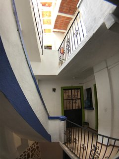 Building inside View