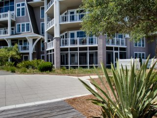 Steps to the Beach Access and Community Pool! One Level, Open Concept!