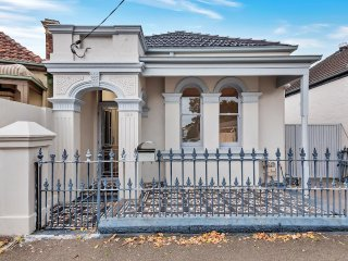 Brilliant Balmain family home with parking