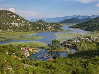 Paradise Lake House - National Park Skadar Lake