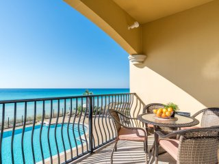 Beach Front Luxury Condo - 2 Community Pools - Gated Complex!