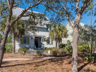 South of 30A w/Gulf Views!  '3 Sisters on the Beach' Luxury Park Row Home!