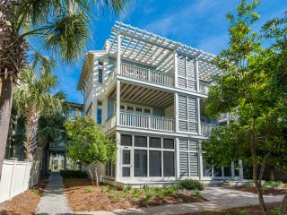 South of 30A in Beach District! Seconds to beach & beach club!