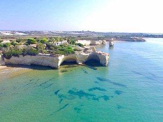 SCONTI per SETTEMBRE !! Villino al mare a 200 mt da spiaggia Bandiera Blu 2018