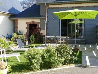 Gite ' ETRETAT ' a la Villa Argonne