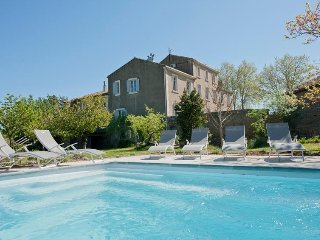 Luxury Mansion - Private Pool, Huge Garden, Canal Du Midi & Beaches Close By.