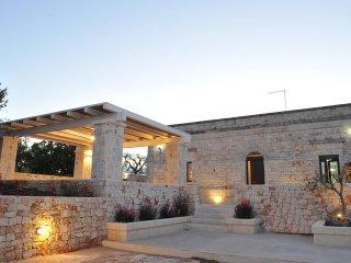 Ampia villa tra Ostuni e Cisternino 6-7posti letto