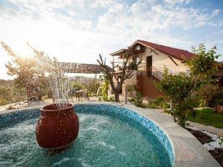 Villa Laskari with Sea view