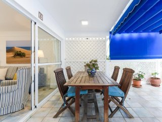 San Agustin for 4 with large terrace