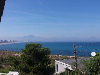 El refugio del faro apto moderno  preciosas vistas a bahía de playa de San Juan
