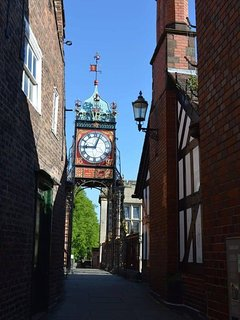 The Famous Eastgate Clock